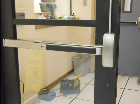 The Important Of Exit Devices In Your Commercial Building